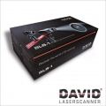 DAVID Structured Light Scanner