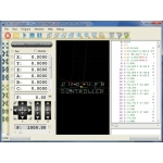 Kontroler CNC MK2 (9-cio osiowy) wraz z oprogramowaniem